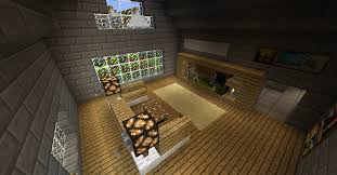 My house living room in gesswho96 Minecraft Profile