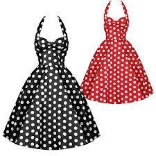 online get cheap red polka dress black aliexpress com alibaba group