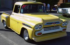 1958 Chevy Truck Latest For Sale - Chevy Trucks 1958 Chevrolet Cameo Pickup F1971 Houston 2015 Chevy Apache Fleetside Wheels Boutique 9 Sixfigure Trucks Napco 4x4 The Forgotten 32 Long Bed Truck 1959 3600 Rare Big Window For Sale Youtube Viking With A Midengine Twinturbo Diesel V8 Engine Factory Napco Pto Lifted In Louisiana Used Cars Dons Automotive Group 38 Panel Truck 1 Ton Toys And Lambrecht Classic Auction Update Trucks Of The Sale For 2125646 Hemmings Motor News
