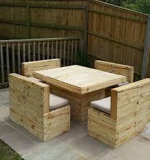 wooden pallet garden furniture pallet furniture plans