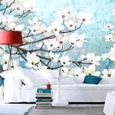 blumentapete für wohnzimmer 3d wallpaper für wohnzimmer uk