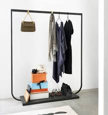 Creative Clothing Rails