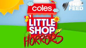 100 Little Shop Of Horrors Mini Trucks Coles Of Horrors YouTube