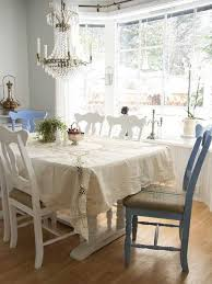 Shabby Chic Dining Room Table And Chairs by 25 Charming Shabby Chic Decoraitng Ideas Blending Light Room