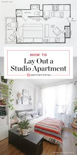 100 Tiny Apt Design 5 Ways To Lay Out A Studio Apartment Apartment Therapy