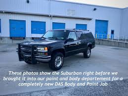 1996 Chevrolet Suburban 2500 4WD | EBay
