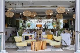 102 Hotel Kube Saint Tropez Luxury French Riviera Restaurants Bar