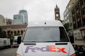 100 Who Makes Ups Trucks FedEx Cuts Profit Forecast Again On Economy Express Woes Reuters