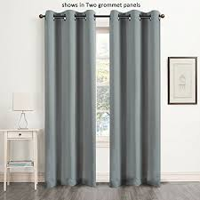 Noise Cancelling Curtains Amazon by Top 10 Noise Reducing Curtains In 2017 A Very Cozy Home