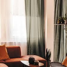 gardinen vorhänge braun zum verlieben wayfair de