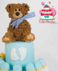 gâteau ourson cakes paradise