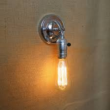 impressive pull chain wall sconce lighting home i you