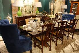 At This Table We Twirled Together A Wild Assortment Of Chairs Two Wingback Host Covered In Luxurious Velvet Casual Cane Bench Popped Up With