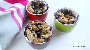clafoutis de myrtille sans lactose mes recettes healthy
