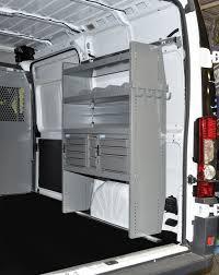 5180) Adrian Steel RAM ProMaster General Service Van Package (136