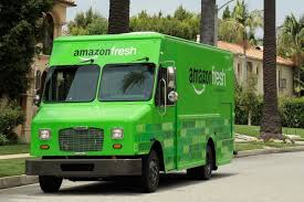 AmazonFresh Rolls Into San Diego - The San Diego Union-Tribune Amazons New Delivery Program Not Expected To Hurt Fedex Ups Cnet Amazon Delivery Fail Amzl Drives In Yard Then Amazonfresh Rolls Into San Diego The Uniontribune Grocery Business Quietly Expands Parts Of New Putting Fedex Out Business Start Shipping Company Adds Tool Its Own Truck Trailers Chicago Tribune Threat Tries Its Own Deliveries Wsj Tasure Truck Is Coming Whole Foods Parking Lots Eater Amazoncom Postal Service Kids Toy Toys Games Has Changed The Way You Shop For Food Consumer Reports Prime Members Now Have Access Car Service Will Kill