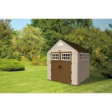 Rubbermaid Horizontal Storage Shed 32 Cu Ft by Outdoor Rubbermaid Sheds Target