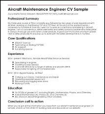 Sample Diesel Mechanic Resume Professional