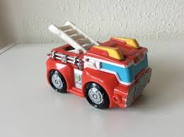 100 Rescue Bots Fire Truck Transformers Heatwave The Bot