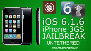 How To Jailbreak iOS 6 1 6 Untethered iPhone 3GS with RedSn0w and