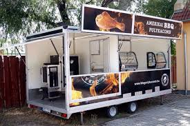 100 Bbq Food Truck For Sale BBQ Street Trailer For In Hungary