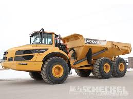 100 Dump Trucks For Sale In Iowa Volvo A40G For Sale Bellevue Price US 258000 Year 2014