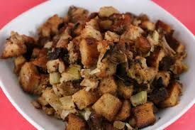 Crustless Pumpkin Pie Slow Cooker by Slow Cooker Stuffing With Apple And Sausage Recipe A Year Of