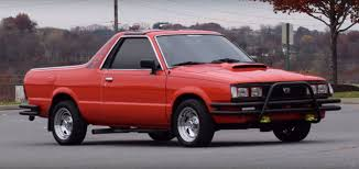 Subaru Brat Is More Hipster Than A Volvo 240, Says Regular Car ...