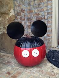Halloween Faces For Pumpkins Painted by 40 Awesome Pumpkin Carving Ideas For Halloween Decorating Mickey