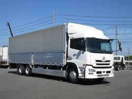 TRUCK-BANK.com - Japanese Used 11 Truck - UD TRUCKS QUON ADG-CD4ZA ...