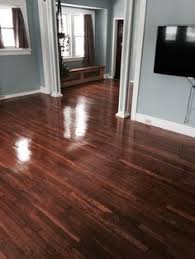 Sandless Floor Refinishing Edmonton by Before The Mr Sandless Service Before And After Pics Pinterest