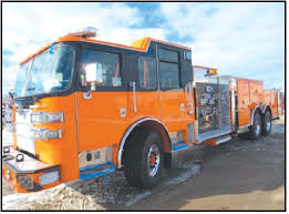 Creek Getting $1Million Fire Truck - Fire Apparatus