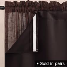 Room Darkening Drapery Liners by Aliexpress Com Buy Insulated Blackout Curtain Liners Room