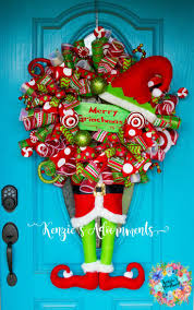 Rice Krispie Christmas Tree Ornaments by Best 25 Grinch Christmas Tree Ideas On Pinterest Large Outdoor