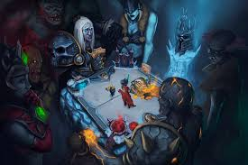 Paladin Hearthstone Deck Lich King by Hearthstone Tournament For Lich King Crown By Mydeads On Deviantart