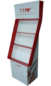 Floor Stand Displays Pack Rack