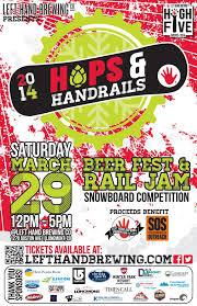 2014 HOPS & HANDRAILSBEER FEST & RAIL JAM