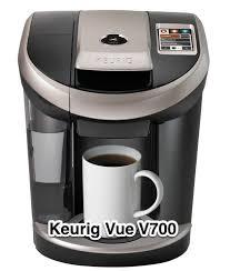 KeurigR VueR V700 Brewing System