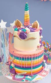1001 ideen zum thema einhorn torte für kleine kinder