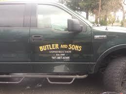 100 Vinyl Wrap Truck Butler And Sons Vehicle Graphics Digital Lamination 3m_1887 Signarama