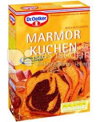 dr oetker marmor kuchen 380 0 kalorien kcal und