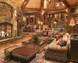 Luxury Residence Design In Victorian Rustic Styles Fascinating Depping Living Room Decor With Antique