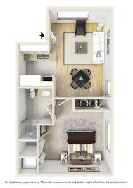 One Bedroom Apartments Lubbock by Floor Plans Arlington Square Apartments