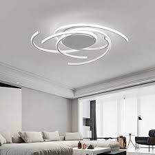 led deckenleuchte dimmbare mit fernbedienung wohnzimmer