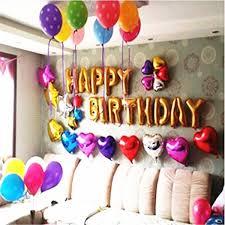 Description You Will Get 14pcs BalloonsHappy Birthday 13
