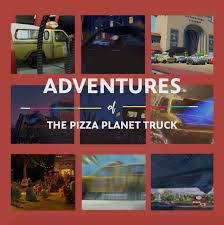 100 Pizza Planet Truck Incredibles Adventures Of The Facebook