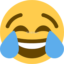 This Emoji Is Also Known As The Laughing LOL Crying Tears