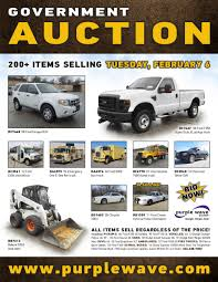 100 Government Truck Auctions Avasargroupco