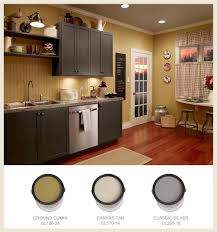 Paint Colors For Cabinets In Kitchen by Best 25 Grey Yellow Kitchen Ideas On Pinterest Grey And Yellow
