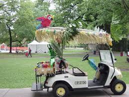 2012 Golf Carts Atlanta Art Festivals